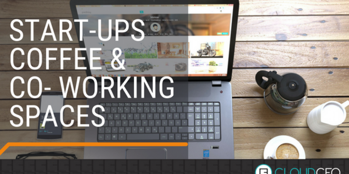 Start-Ups; Coffee and Co-Working Spaces