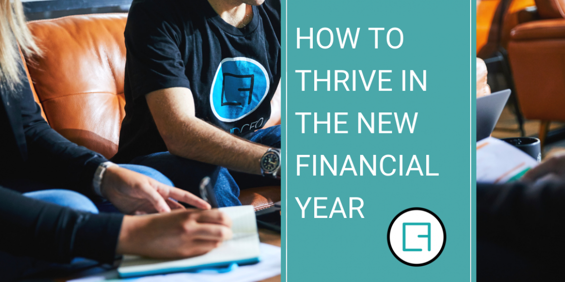 How to thrive in the new financial year