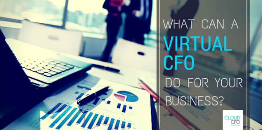 What can a Virtual CFO do for your business?