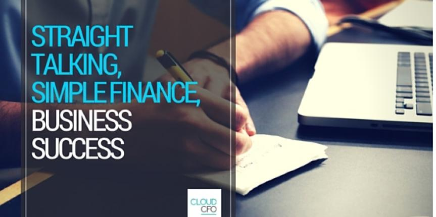 Straight Talking, Simple Finance, Business Success