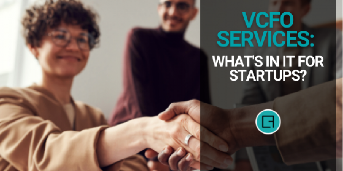 VCFO Services: What's in it for startups?