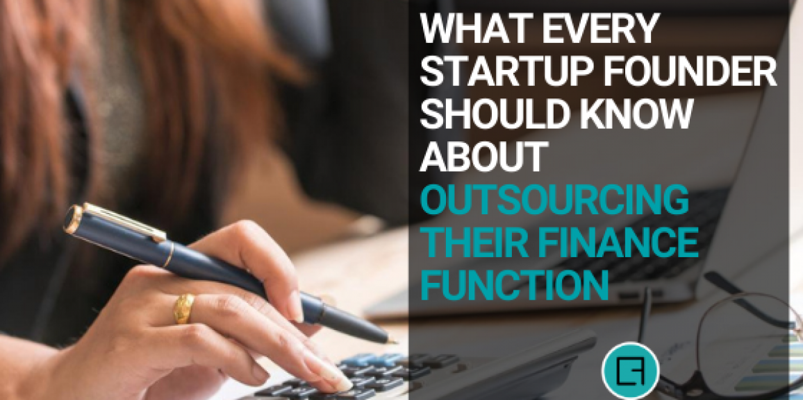 What Every Startup Founder Should Know About Outsourcing Their Finance Function