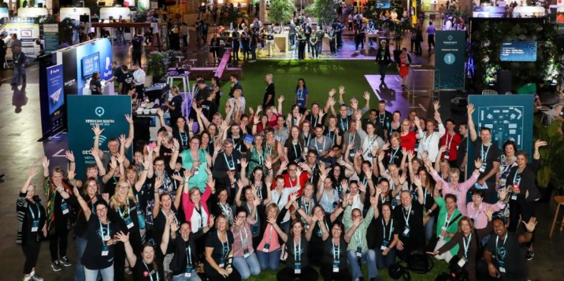 Xerocon 2016 – The Network Effect
