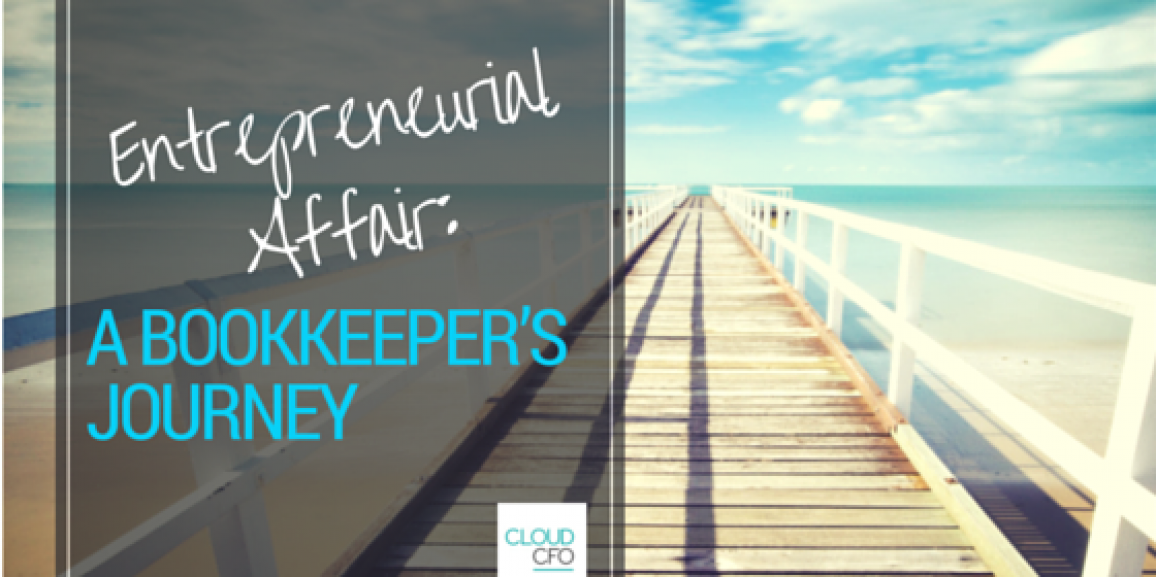 Entrepreneurial Affair:  A Bookkeeper's Journey