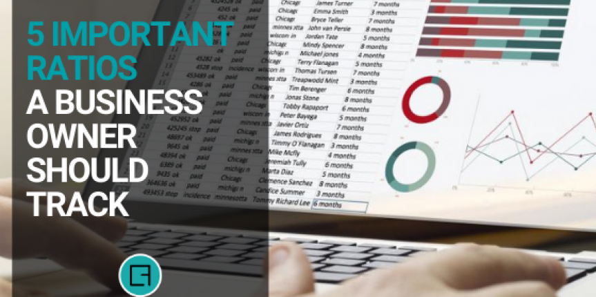 5 Important Ratios a Business Owner Should Track in Their Business